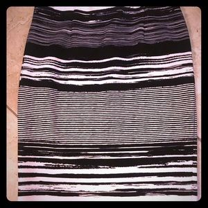 Pencil skirt, size large